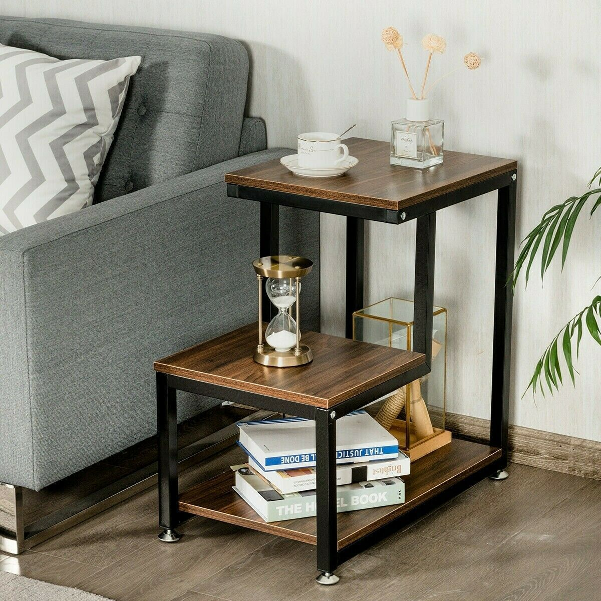 Side-table +110 Unique Living Room Furniture Pieces That Amaze Everyone