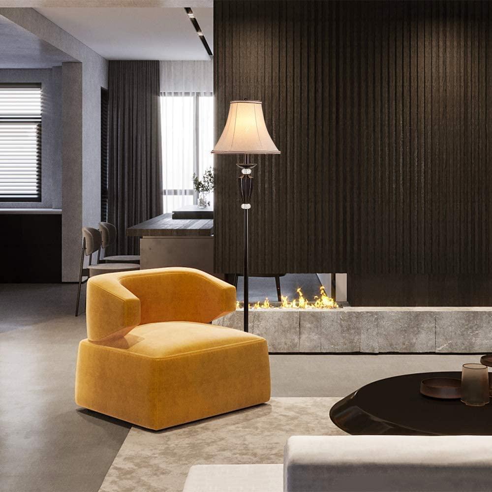 Smeike-3-Pack-Lamp-Set-1 10 Unique Floor Lamps to Brighten Your Living Room