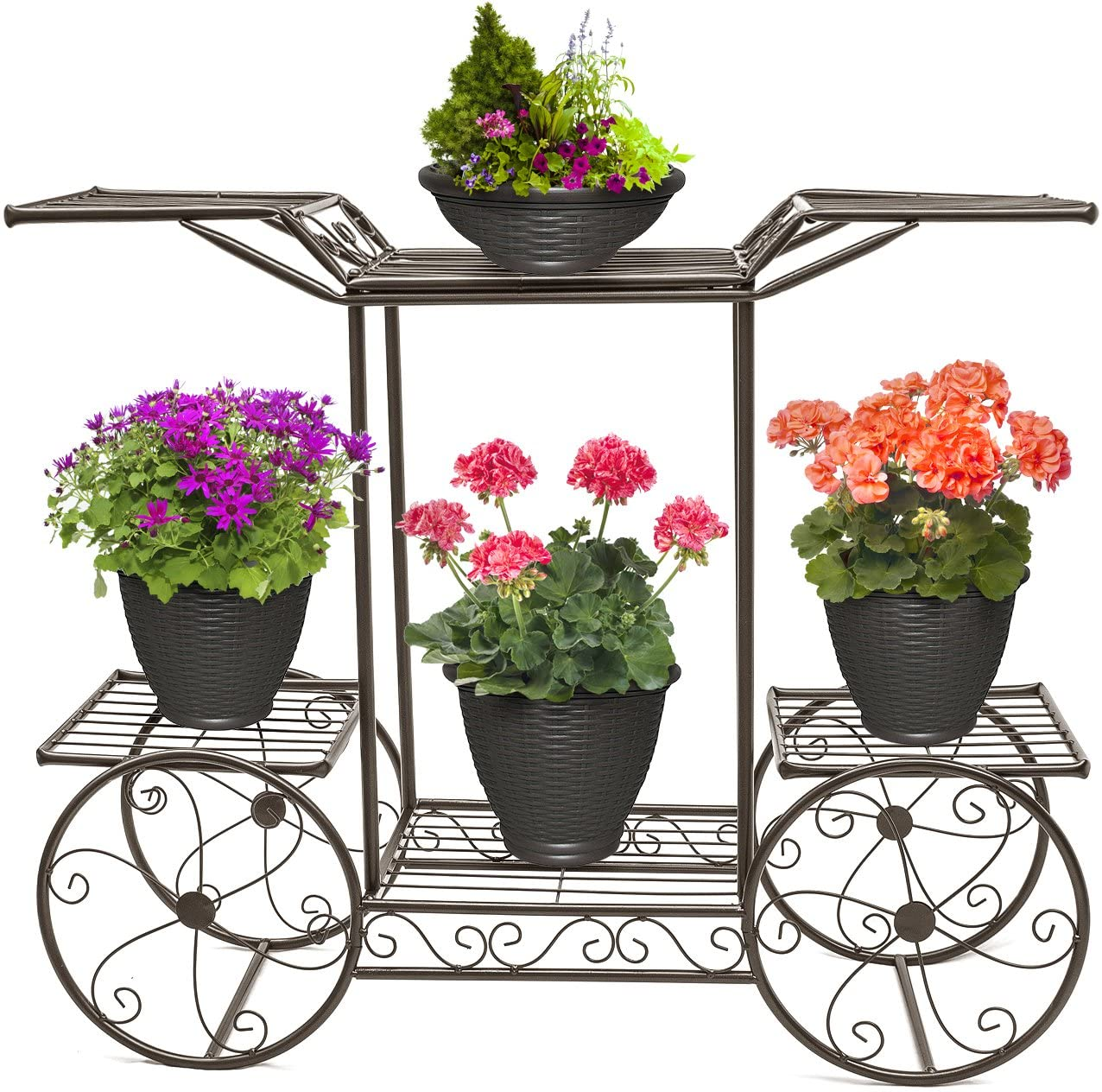 Sorbus-Garden-flower-display 15 Unique Furniture Designs for Outdoor Small Spaces