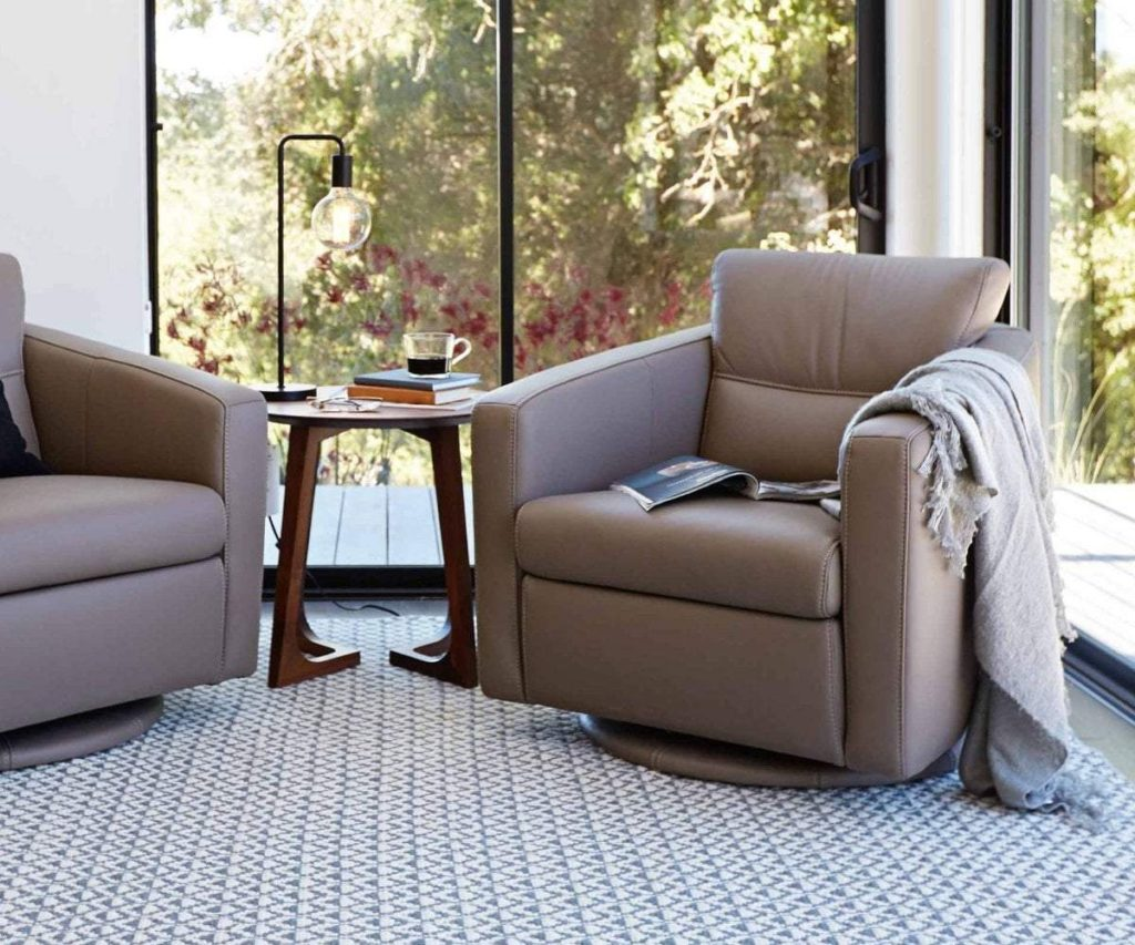 Swivel-and-glider-chairs--1024x853 +110 Unique Living Room Furniture Pieces That Amaze Everyone