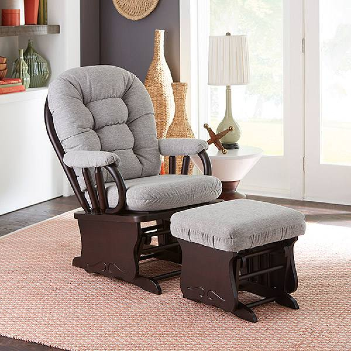 Swivel-and-glider-chairs-. +110 Unique Living Room Furniture Pieces That Amaze Everyone