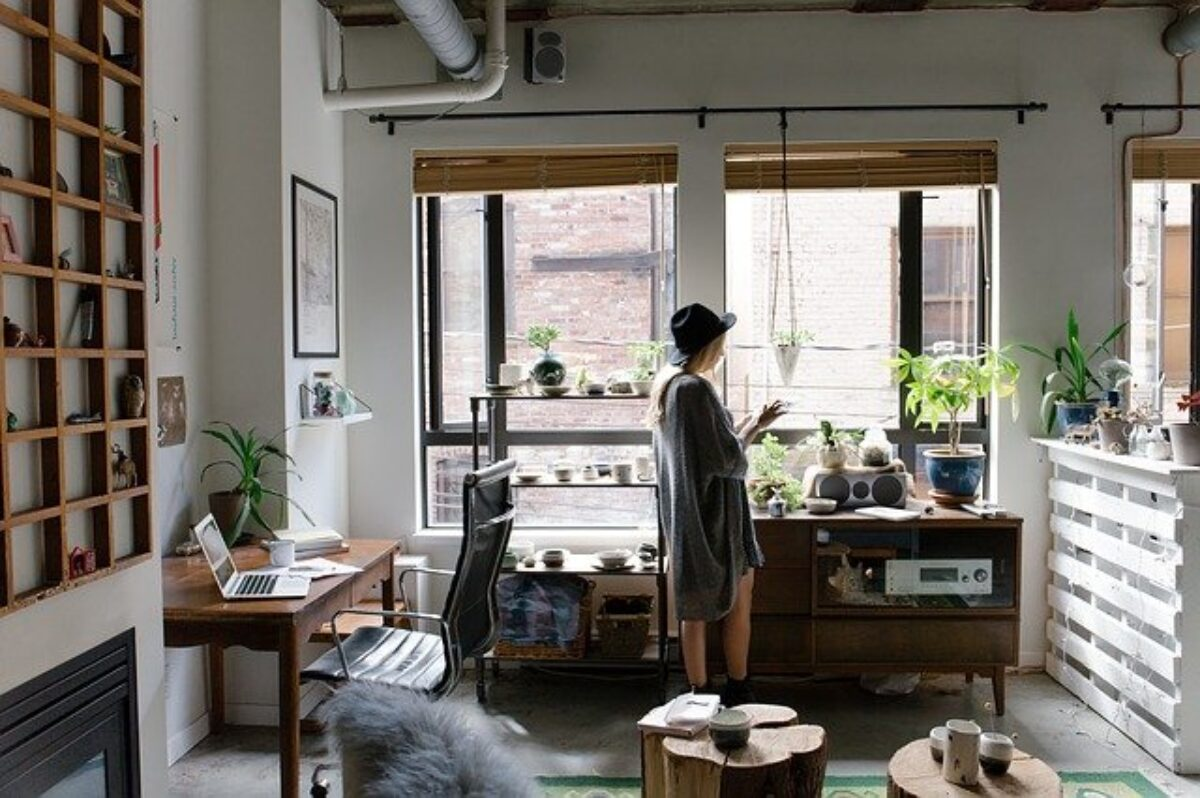 Using-plants 10 Tips to Design the Study Space Perfectly
