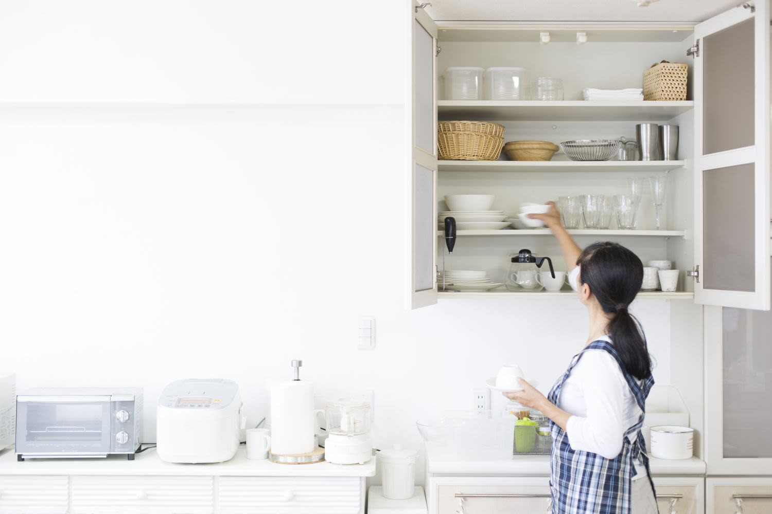 cabinet 80+ Unusual Kitchen Design Ideas for Small Spaces in 2021