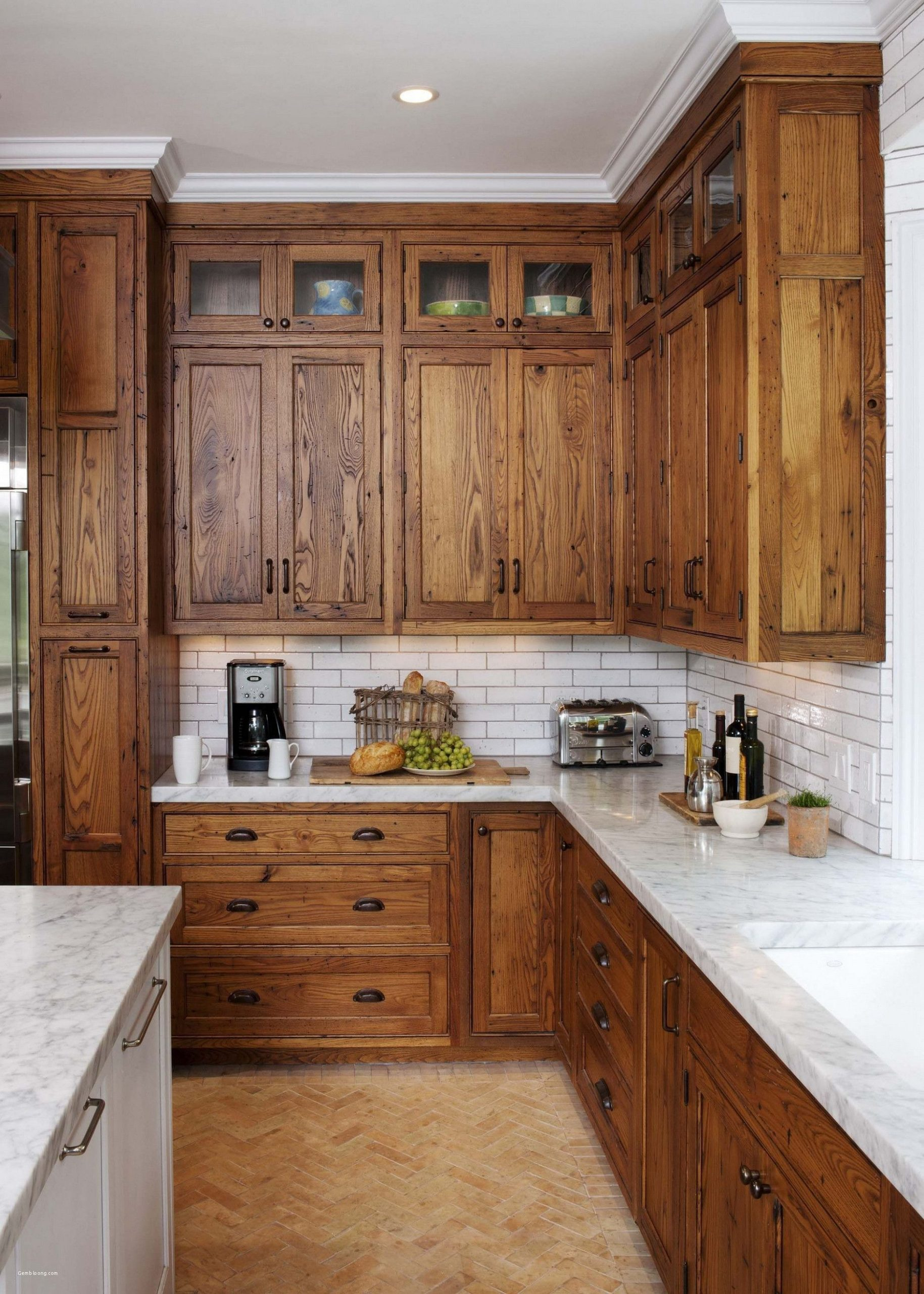ceiling-height-cabinets..-scaled 80+ Unusual Kitchen Design Ideas for Small Spaces in 2021