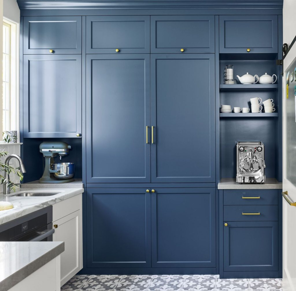 ceiling-high-cabinets-1024x1009 80+ Unusual Kitchen Design Ideas for Small Spaces in 2021