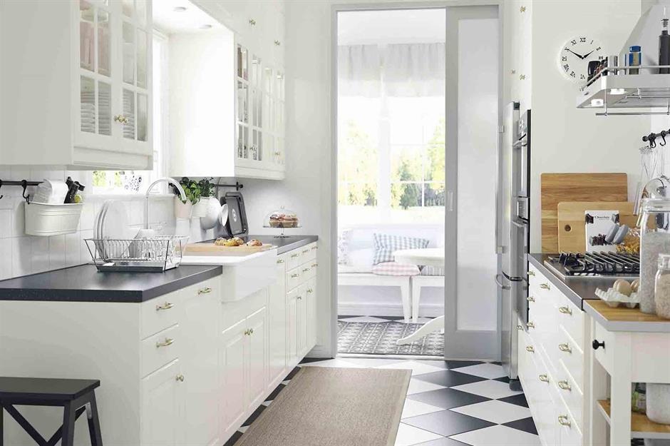 color-flow.-1 80+ Unusual Kitchen Design Ideas for Small Spaces in 2021