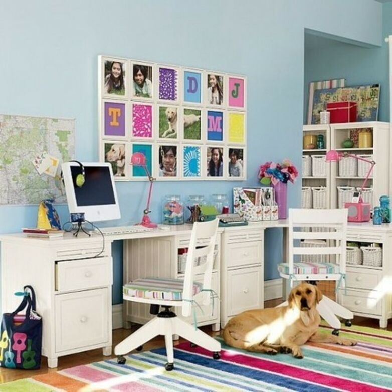 kids-stydy-space 10 Tips to Design the Study Space Perfectly