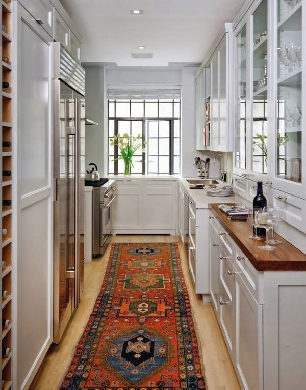 runner-1 80+ Unusual Kitchen Design Ideas for Small Spaces in 2021