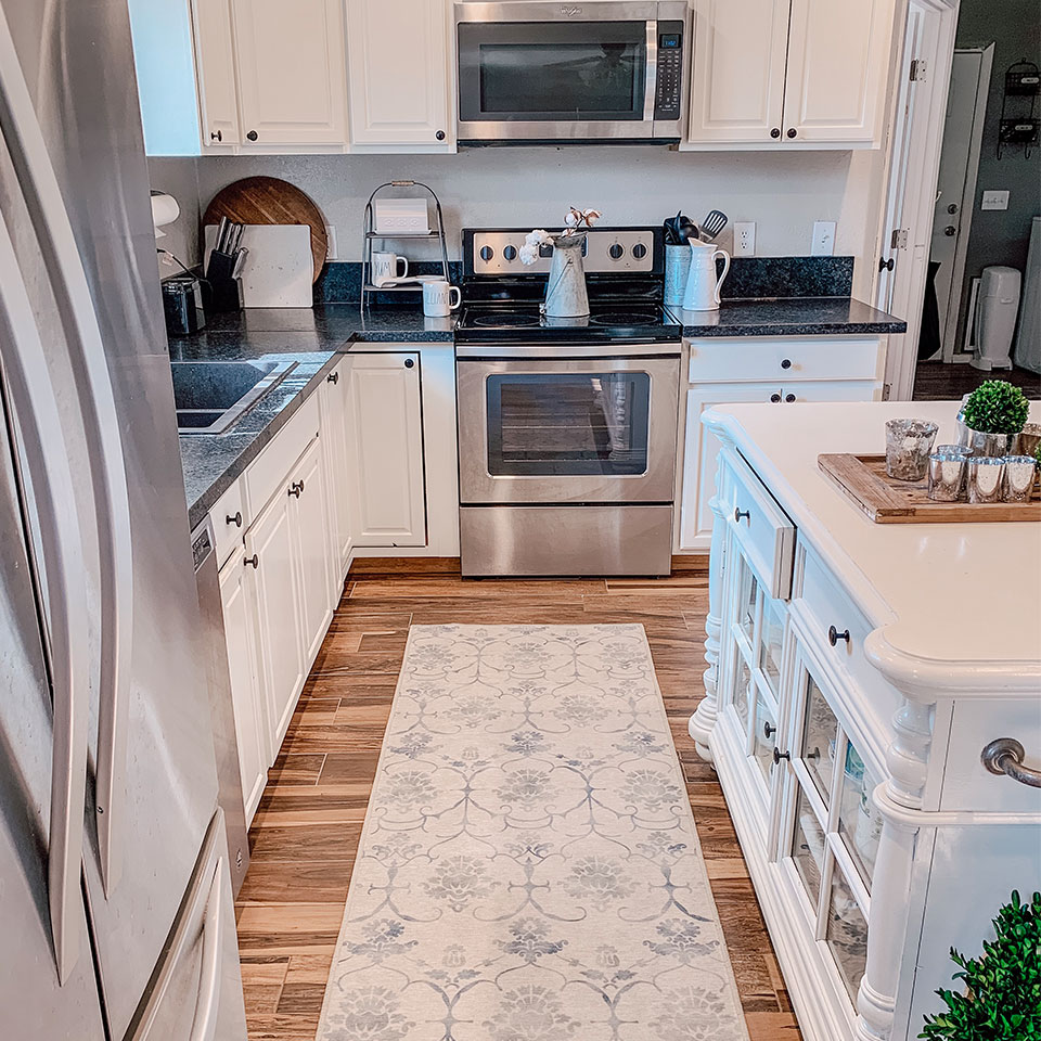 runner.-1 80+ Unusual Kitchen Design Ideas for Small Spaces in 2021