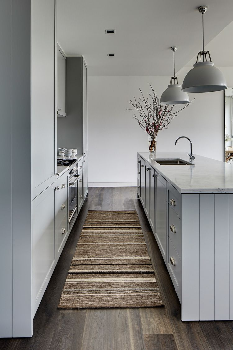 runner.. 80+ Unusual Kitchen Design Ideas for Small Spaces in 2021