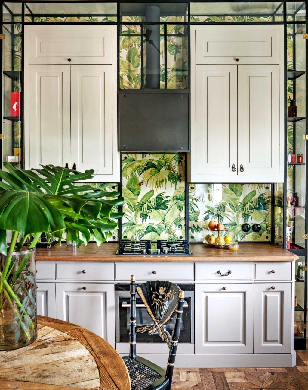 scenery-wallpaper-1024x1293 80+ Unusual Kitchen Design Ideas for Small Spaces in 2021