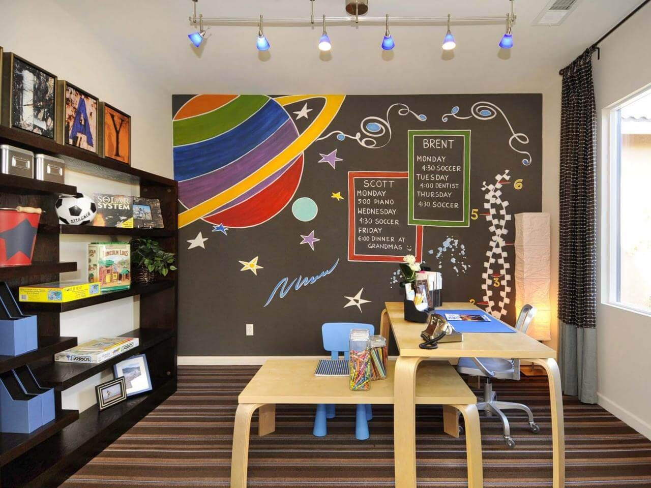 stydy-space-for-kids 10 Tips to Design the Study Space Perfectly