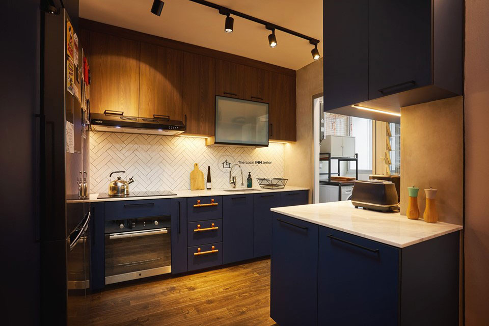 task-lighting. 80+ Unusual Kitchen Design Ideas for Small Spaces in 2021