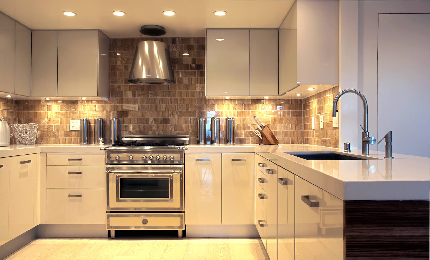 task-lighting 80+ Unusual Kitchen Design Ideas for Small Spaces in 2021