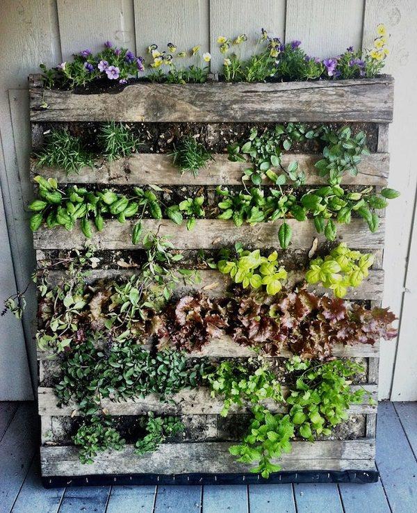 vertical-planting-1 100+ Surprising Garden Design Ideas You Should Not Miss in 2021