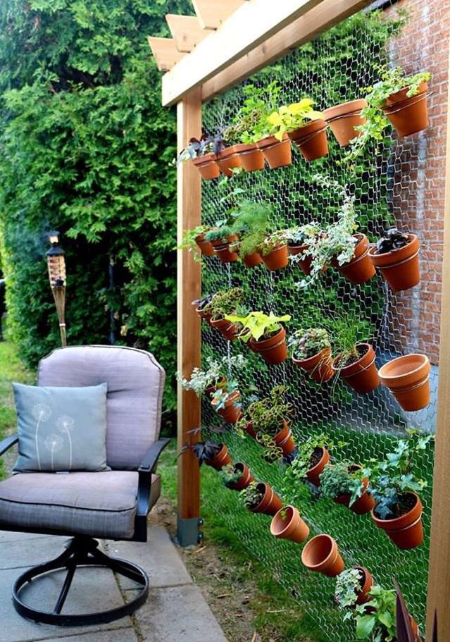 vertical-planting.-2 100+ Surprising Garden Design Ideas You Should Not Miss in 2021