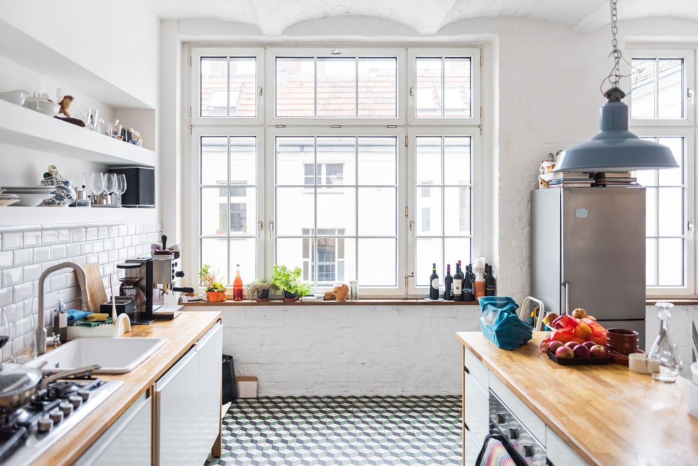 windows-1 80+ Unusual Kitchen Design Ideas for Small Spaces in 2021
