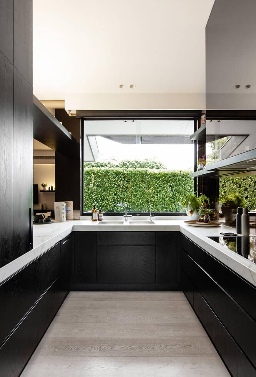 windows. 80+ Unusual Kitchen Design Ideas for Small Spaces in 2021