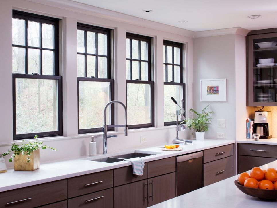 windows 80+ Unusual Kitchen Design Ideas for Small Spaces in 2021