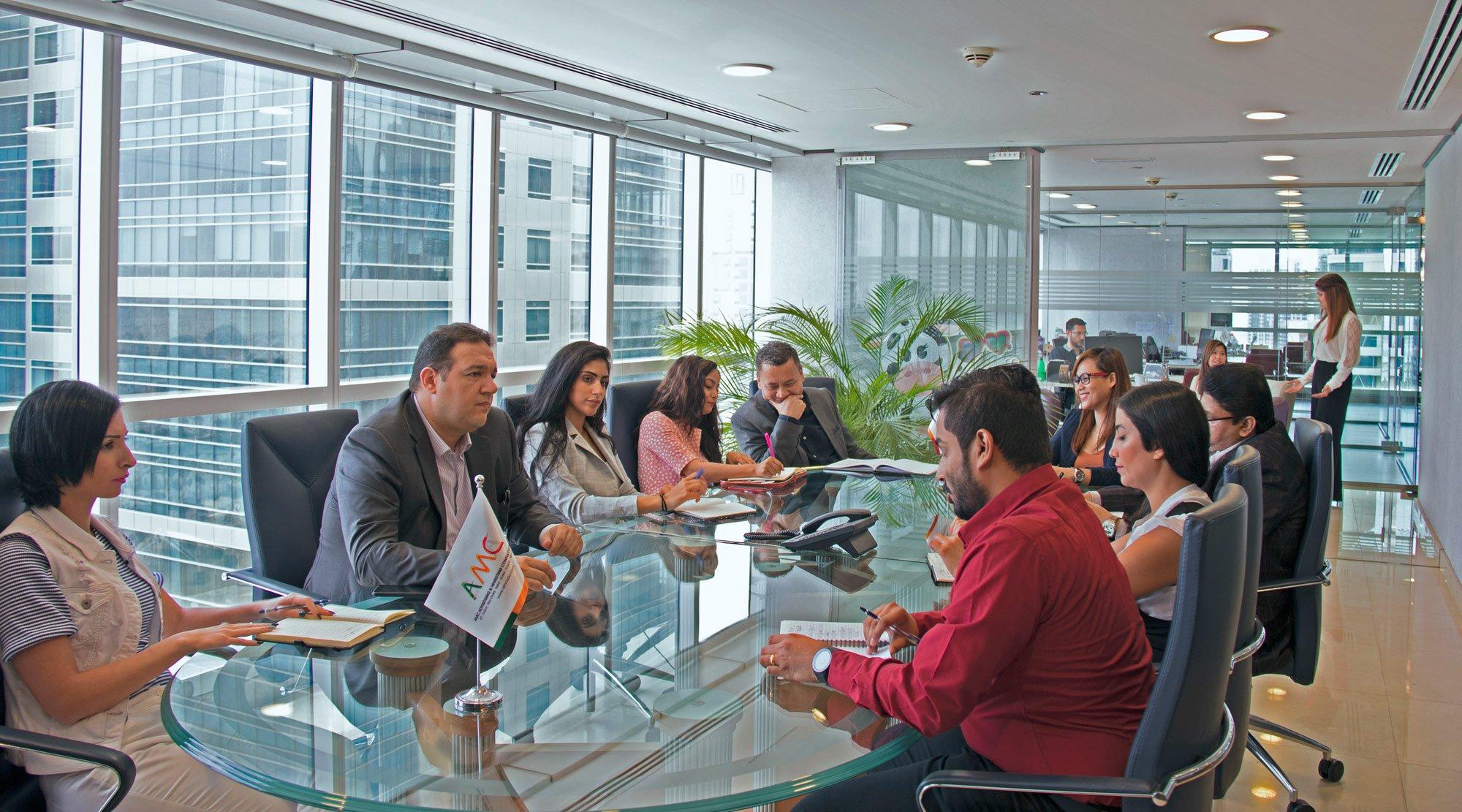 AMC-company Top 10 Advertising Companies in Abu Dhabi