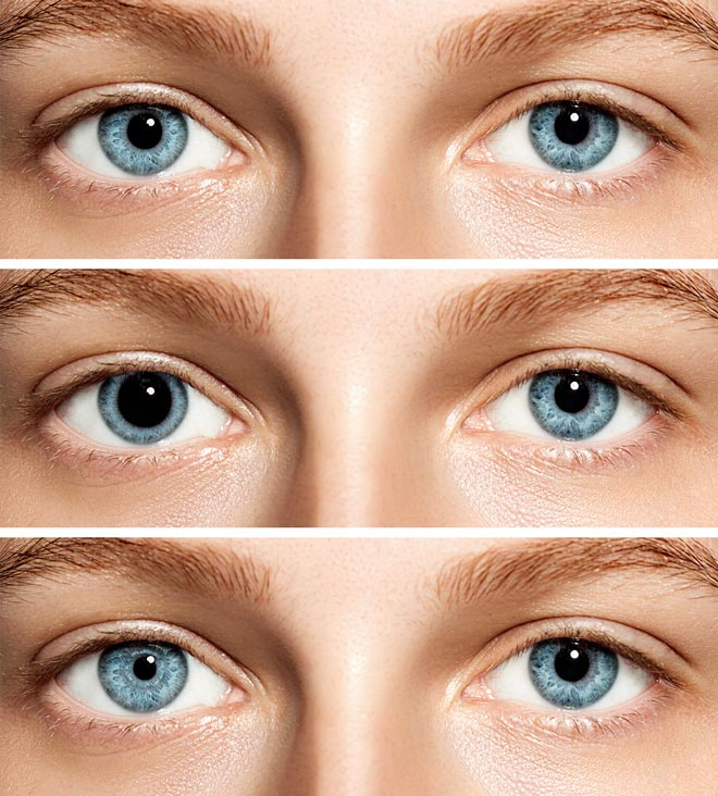 Anisocoria. 7 Rarest and Unusual Eye Colors That Looks Unreal