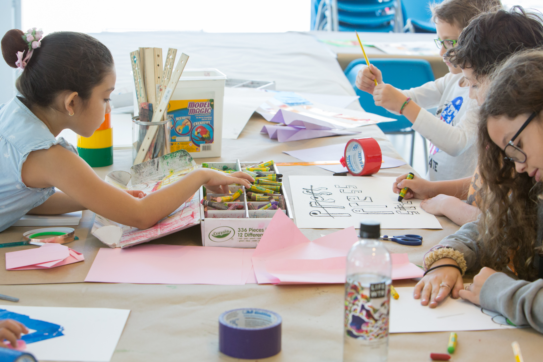 Art-Camps 7 Types of Camps for Kids