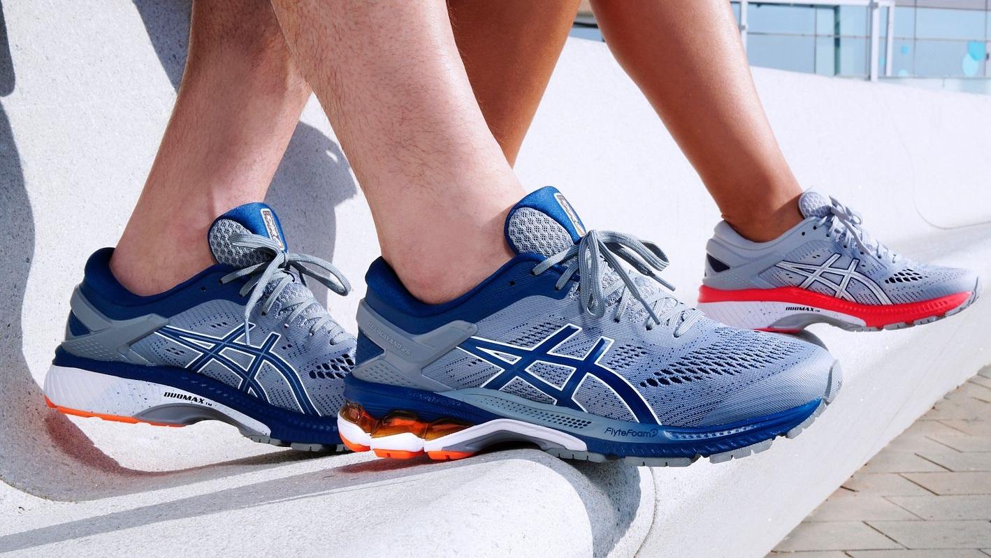 Asics-Gel-Kayano-26-. +80 Most Inspiring Workout Shoes Ideas for Women