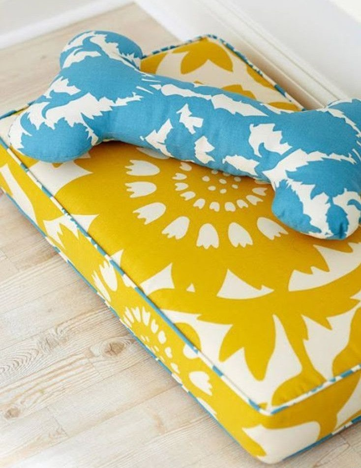 Colorful-bed..-1 +80 Adorable Dog Bed Designs That Will Surprise You