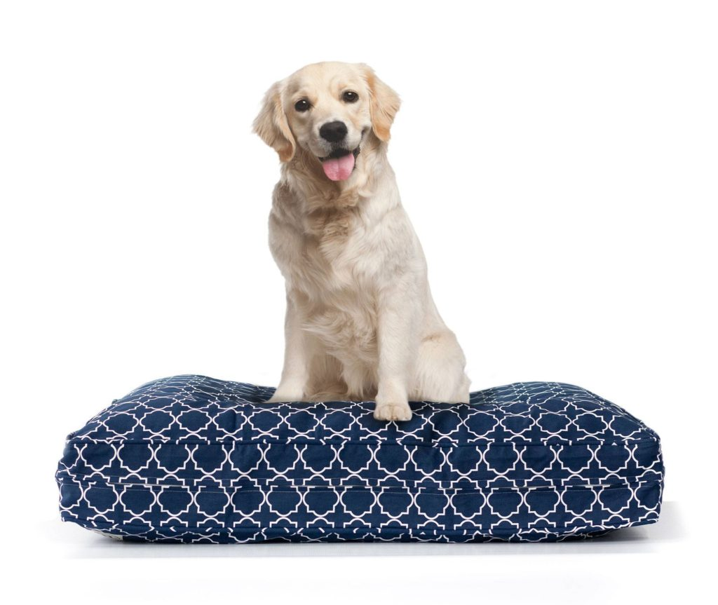 Dog-bed-duvet-e1616001040828-1024x863 +80 Adorable Dog Bed Designs That Will Surprise You