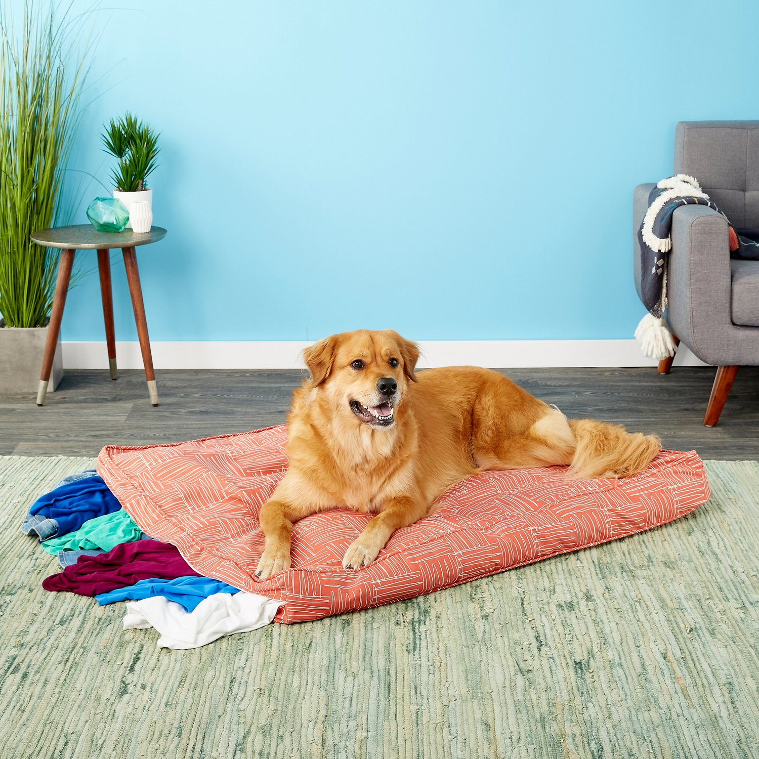 Dog-bed-duvet.. +80 Adorable Dog Bed Designs That Will Surprise You