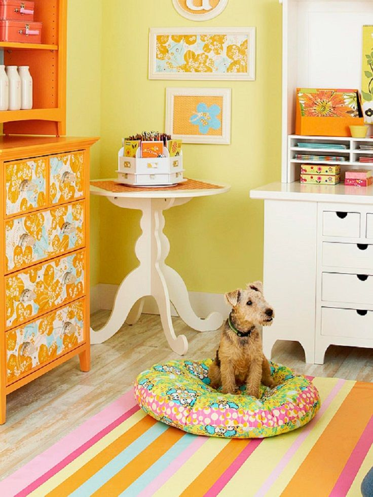 Doggie-pillow +80 Adorable Dog Bed Designs That Will Surprise You