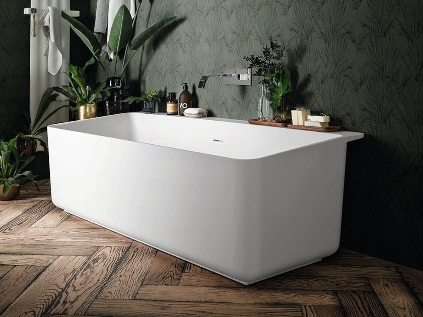 Freestanding-Bathtub.. Best +60 Ideas to Enhance Your Bathroom's Luxuriousness
