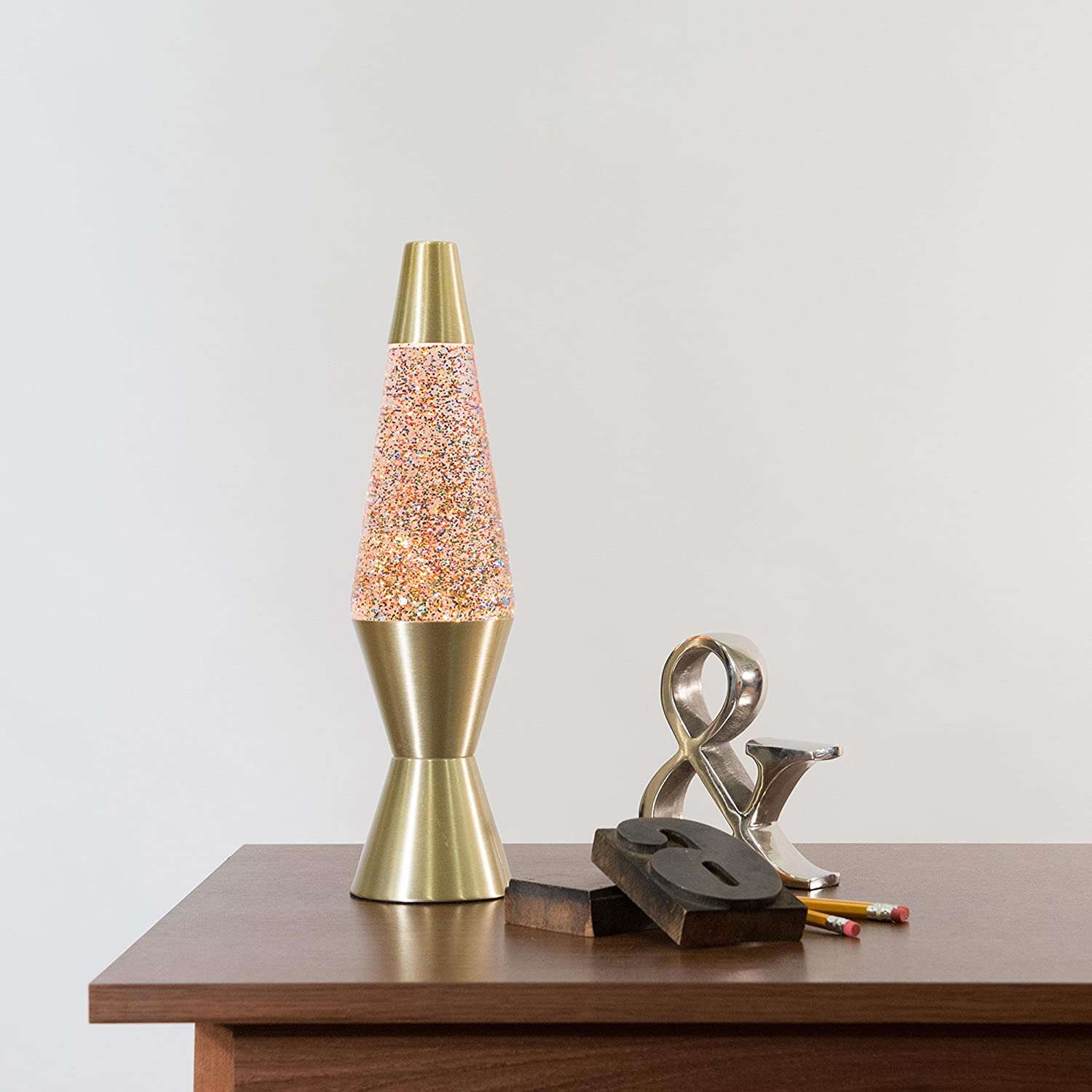 Gold-base-lava-lamp 10 Unique Lava Lamps Ideas and Complete Guide Before Buying