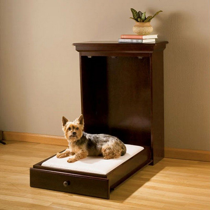 Murphy-bed-1 +80 Adorable Dog Bed Designs That Will Surprise You