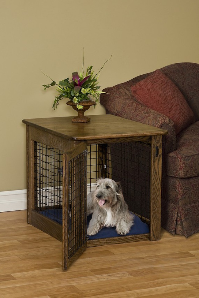 Old-corner-table-1 +80 Adorable Dog Bed Designs That Will Surprise You