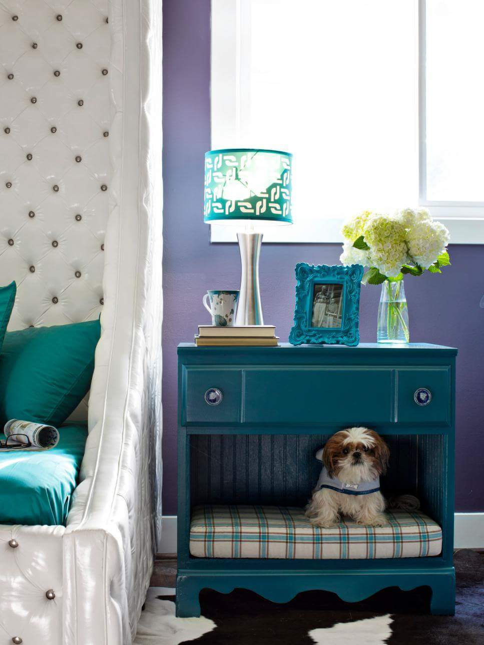 Old-corner-table-2 +80 Adorable Dog Bed Designs That Will Surprise You