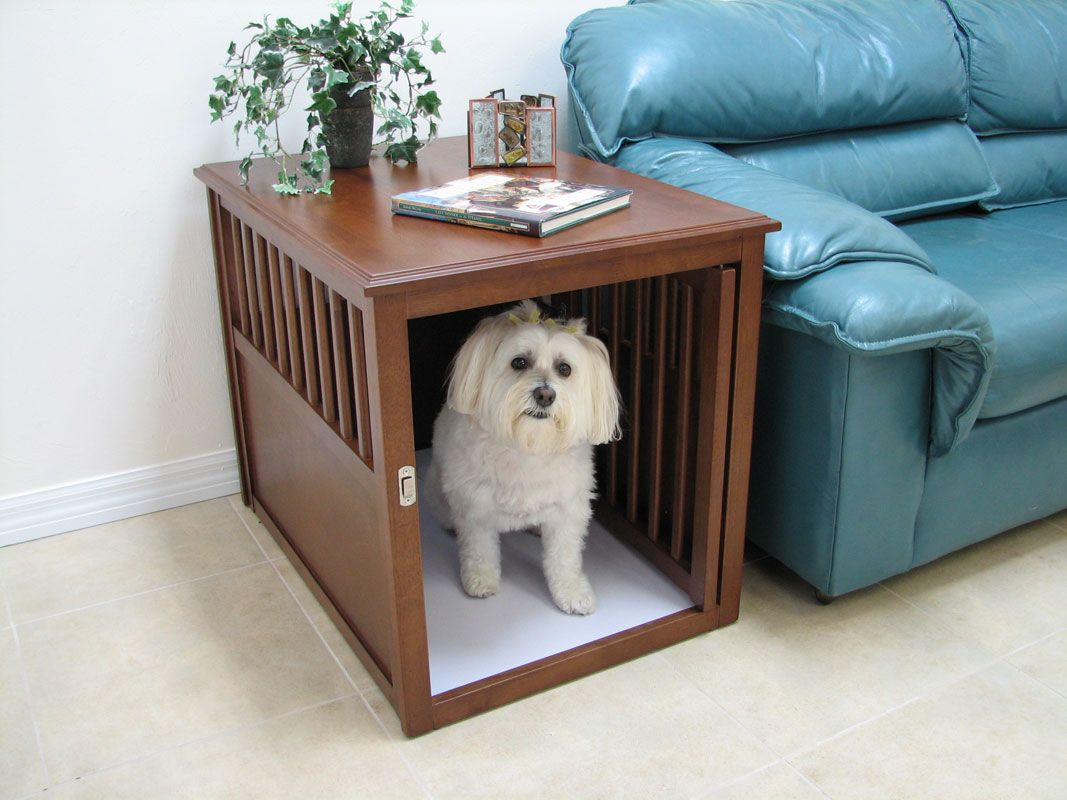 Old-corner-table +80 Adorable Dog Bed Designs That Will Surprise You