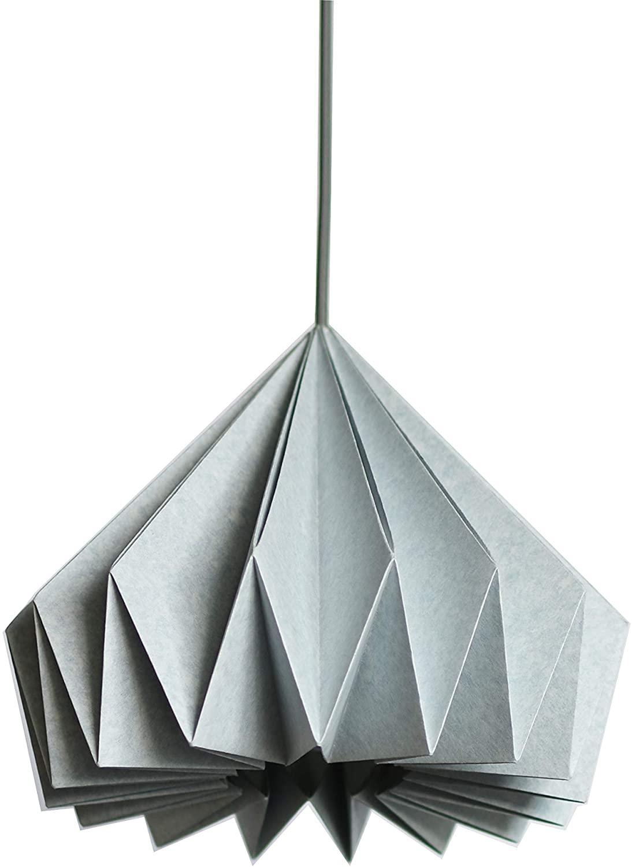 Paper-Origami-Lamp-Shade. 10 Unique & Wonderful Lampshade Ideas