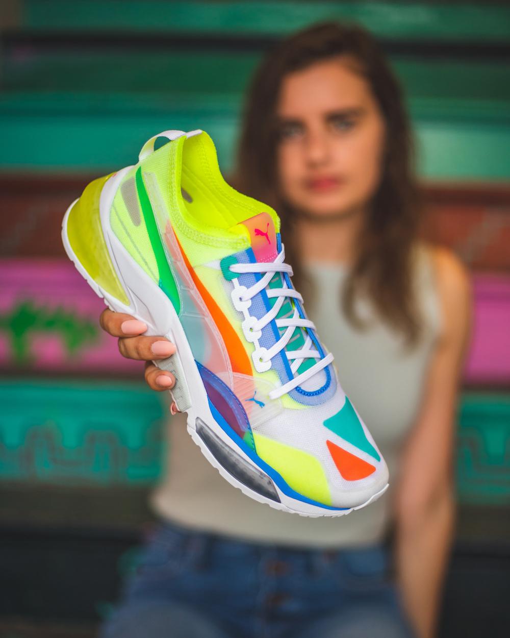Puma-LQDCELL-Optic-Sheer. +80 Most Inspiring Workout Shoes Ideas for Women