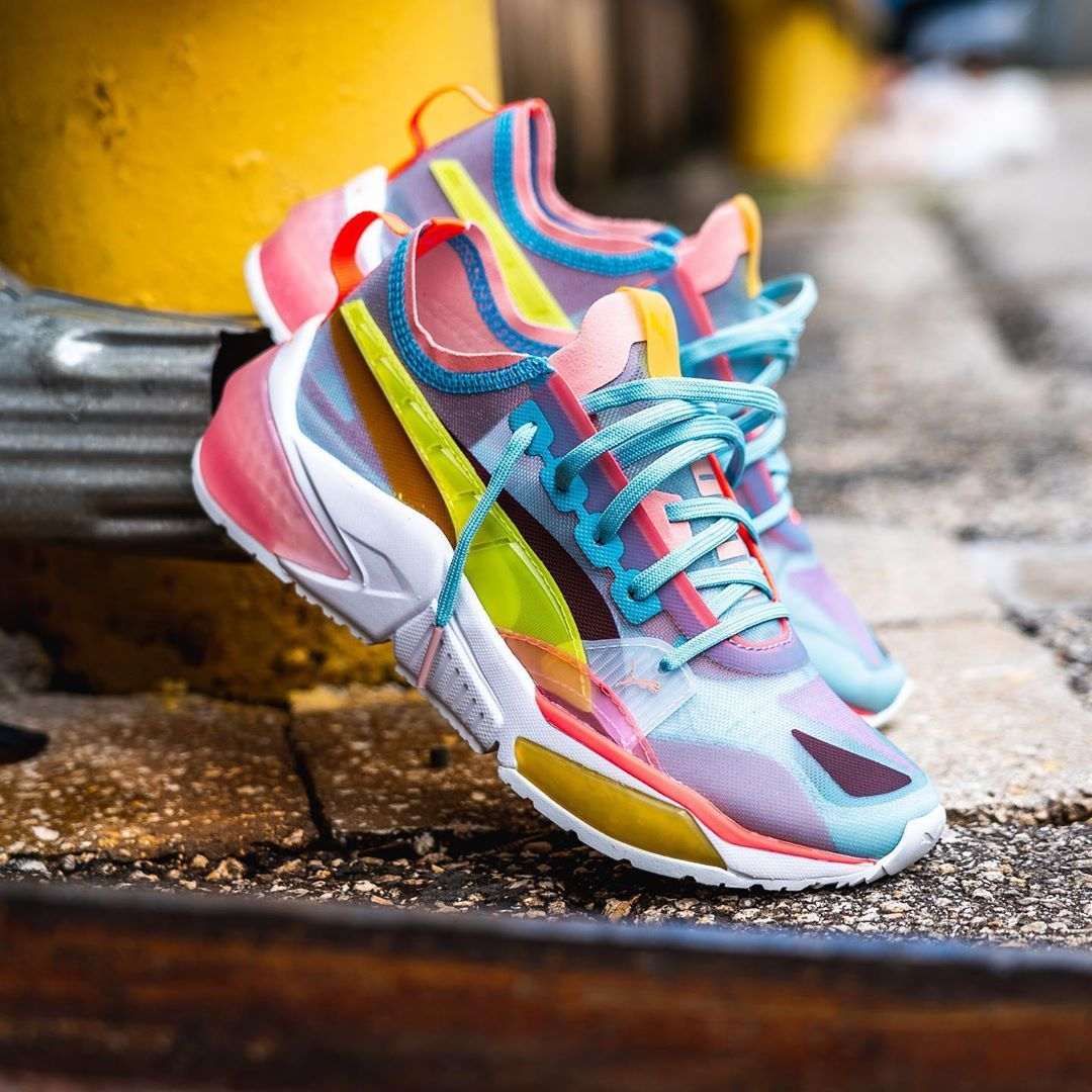 Puma-LQDCELL-Optic-Sheer +80 Most Inspiring Workout Shoes Ideas for Women