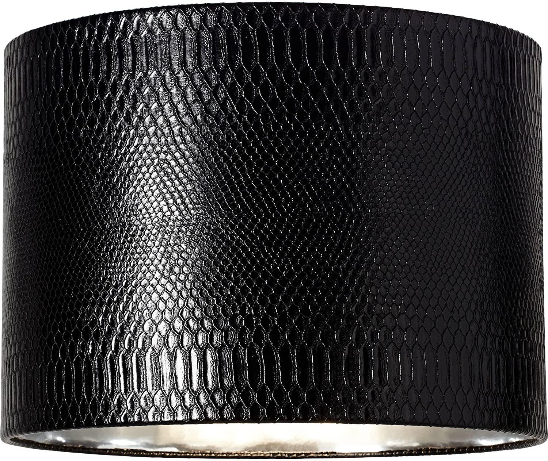 Reptile-print-lamp-shade 10 Unique & Wonderful Lampshade Ideas