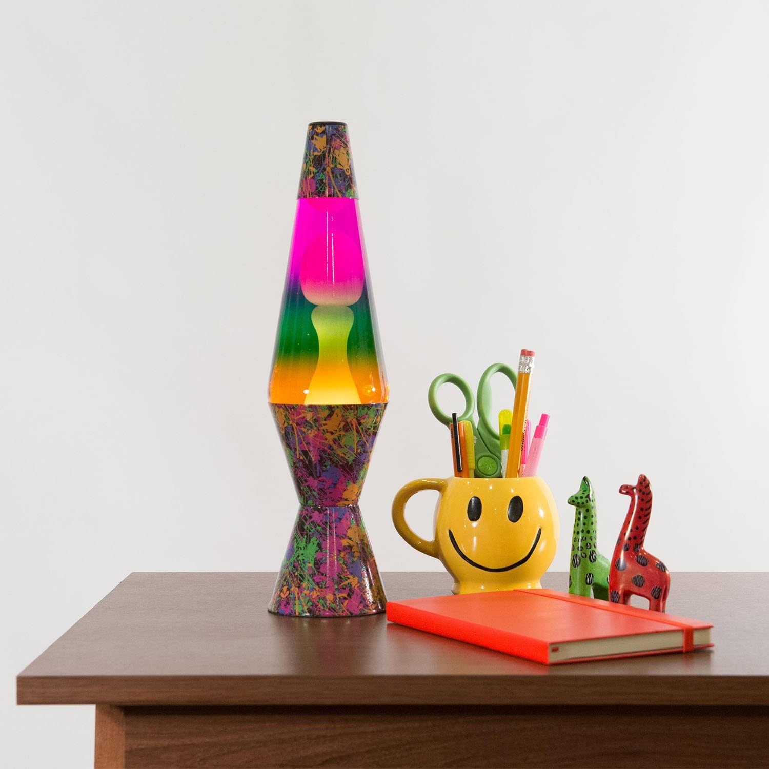 Retro-Paint-Splatter 10 Unique Lava Lamps Ideas and Complete Guide Before Buying