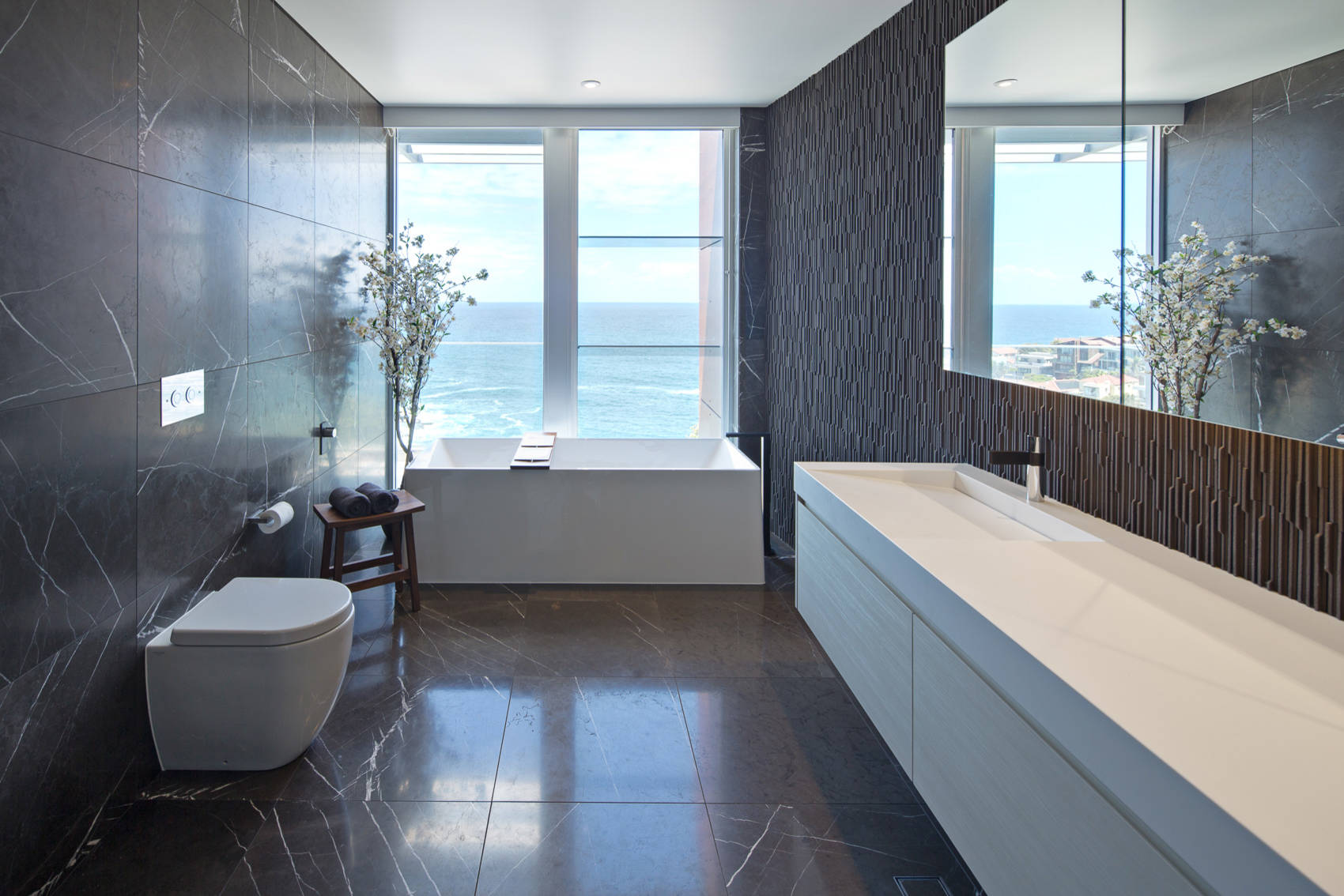 Sea-View-2 Best +60 Ideas to Enhance Your Bathroom's Luxuriousness