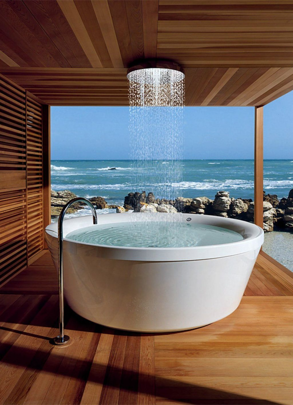 Sea-View..-1024x1414 Best +60 Ideas to Enhance Your Bathroom's Luxuriousness