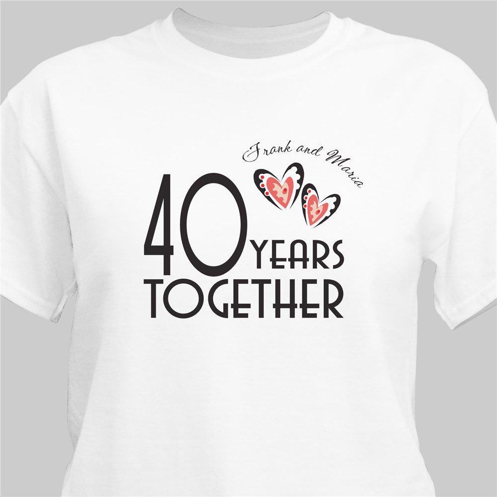 anniversary-gift-customized-t-shirt 6 Creative Wedding Anniversary Gift Ideas