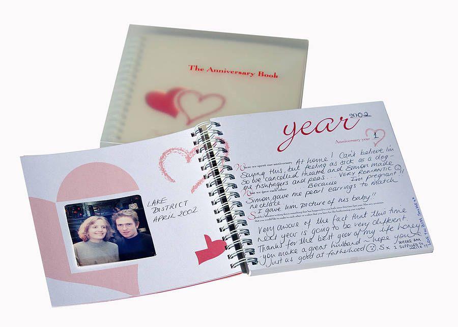 anniversary-gift-romantic-diary 6 Creative Wedding Anniversary Gift Ideas