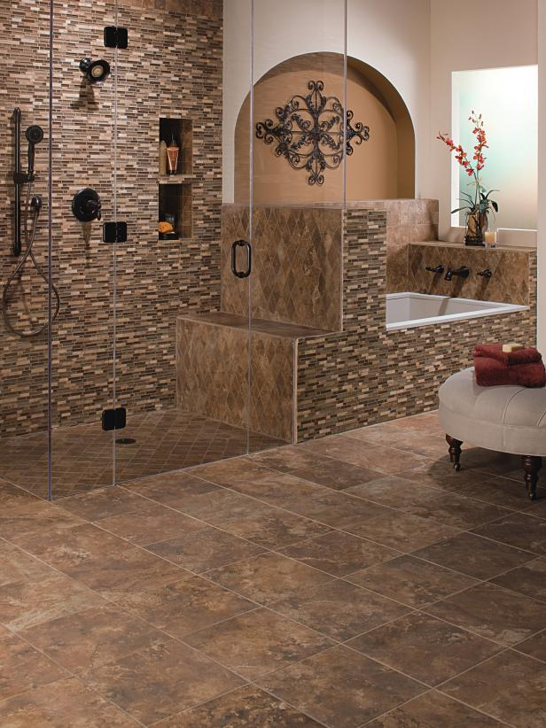 ceramic-tiling Best +60 Ideas to Enhance Your Bathroom's Luxuriousness