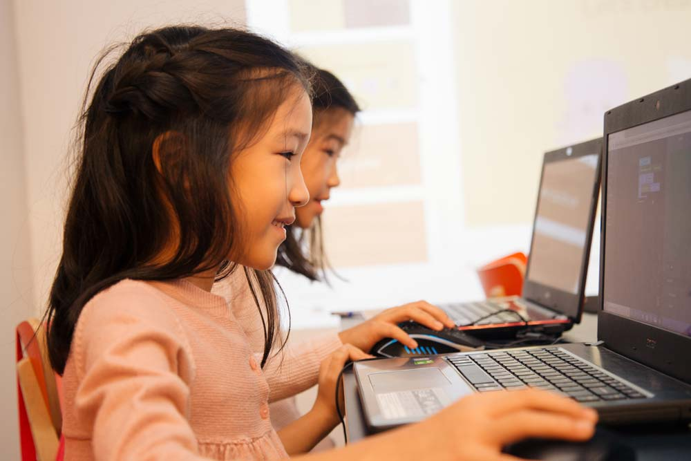 coding-camps 7 Types of Camps for Kids