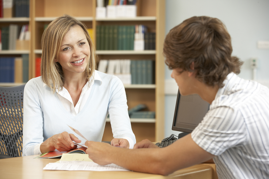 college-tutor-liberary 14 Ways to Improve Your Grades if You're Underperforming