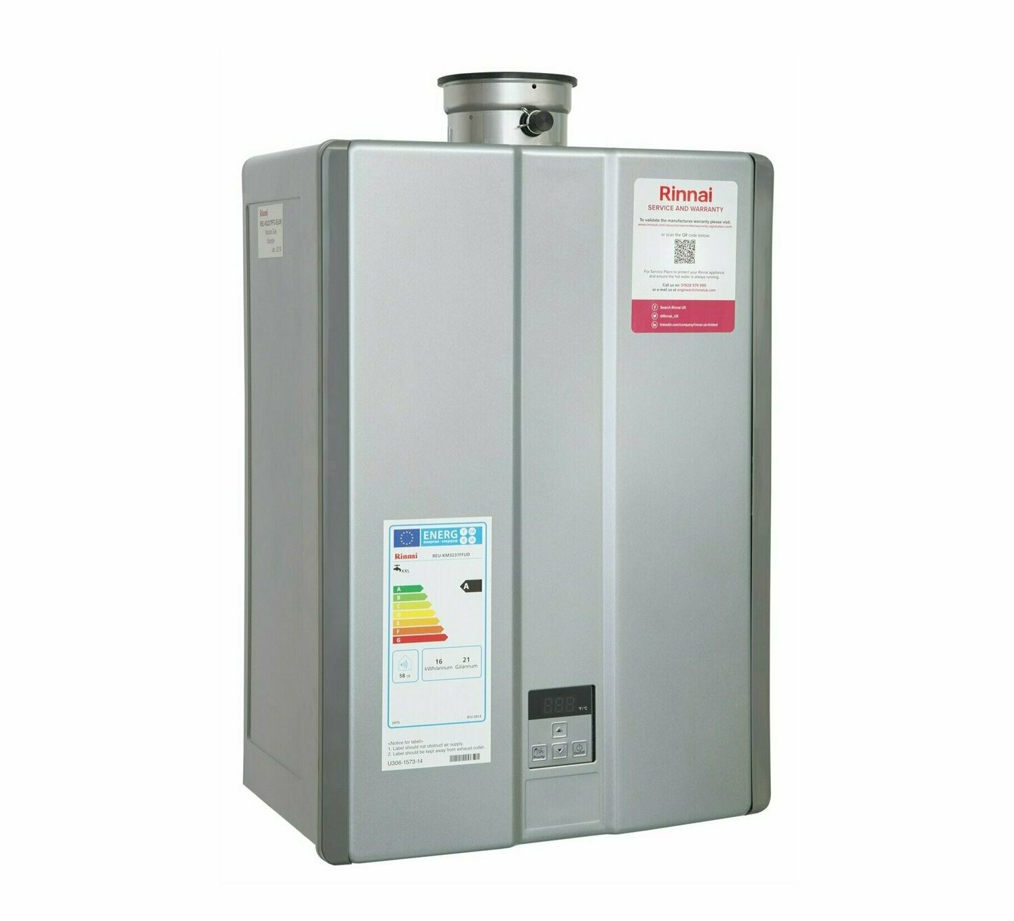 condensing-water-heater-e1616265941759 Water Heaters- Which Type Is the Right One for Your Home?